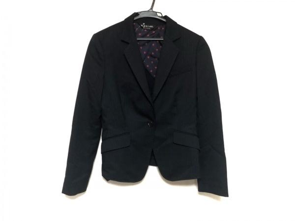 ブラックレーベルポールスミス ジャケット サイズ42 L レディース美品  ネイビー