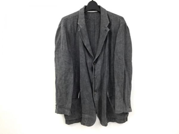 ARMANICOLLEZIONI(アルマーニコレッツォーニ) ジャケット サイズ54 L メンズ グレー