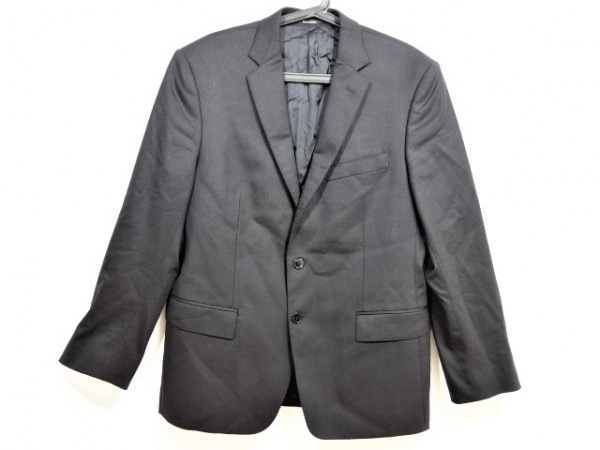 VERSACE(ヴェルサーチ) ジャケット サイズ50 メンズ美品  黒
