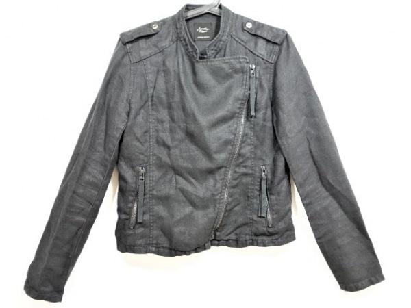 アナザーエディション ライダースジャケット サイズM レディース美品  黒