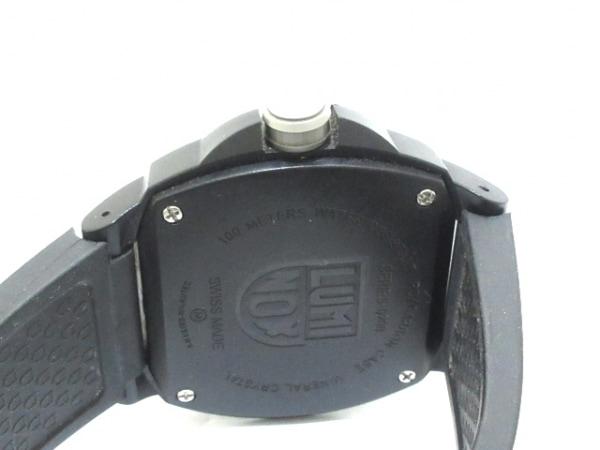 LUMINOX(ルミノックス) 腕時計 セントリー 200 メンズ 黒