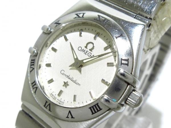 OMEGA(オメガ) 腕時計 コンステレーション - レディース シルバー