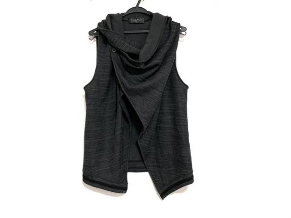 TORNADO MART(トルネードマート) カットソー メンズ美品  黒×グレー