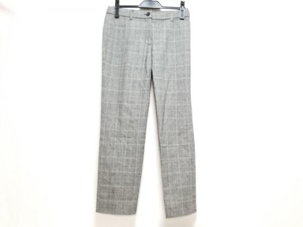 マッキントッシュフィロソフィー パンツ サイズ36 M レディース美品  チェック柄