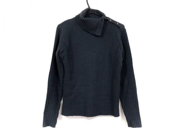 TORNADO MART(トルネードマート) 長袖セーター メンズ ダークグリーン