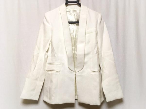 コントワーデコトニエ ジャケット サイズ36 S レディース美品  白