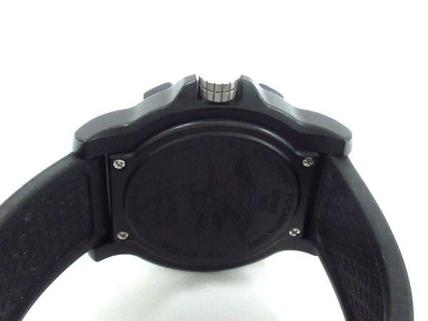 LUMINOX(ルミノックス) 腕時計 8800 メンズ ラバーベルト グレー