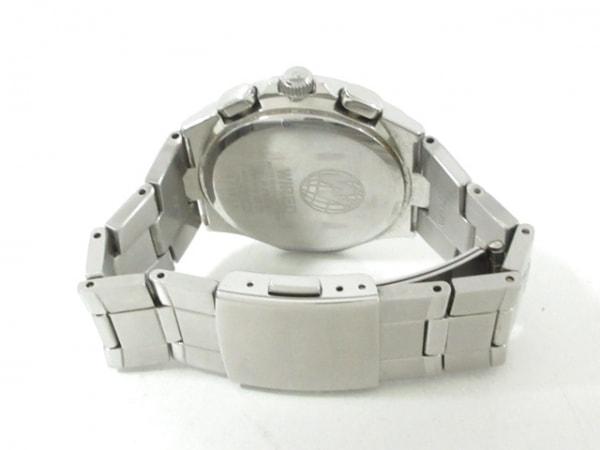 WIRED(ワイアード) 腕時計 7T92-0JK0 メンズ クロノグラフ 黒 3
