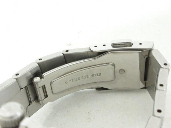 WIRED(ワイアード) 腕時計 7T92-0JK0 メンズ クロノグラフ 黒 5