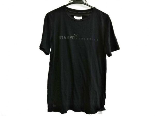 Stampd(スタンプド) 半袖Tシャツ サイズSMALL S メンズ 黒 PUMA