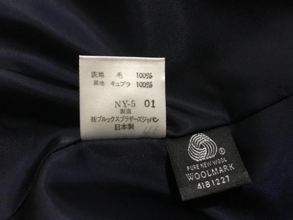 ブルックスブラザーズ ジャケット サイズ13AR M レディース美品  ダークネイビー