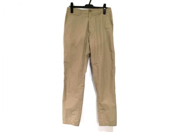 nanamica(ナナミカ) パンツ サイズ30 メンズ ベージュ