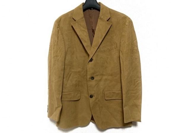 ランバンコレクション ジャケット サイズ46 L メンズ ライトブラウン
