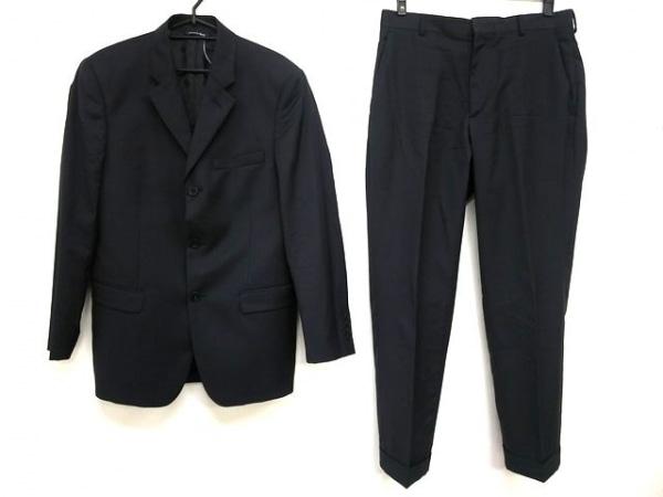 VERSUS(ヴェルサス) シングルスーツ サイズ34 S メンズ 黒