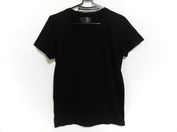 WJK(ダブルジェイケイ) 半袖Tシャツ サイズM メンズ 黒
