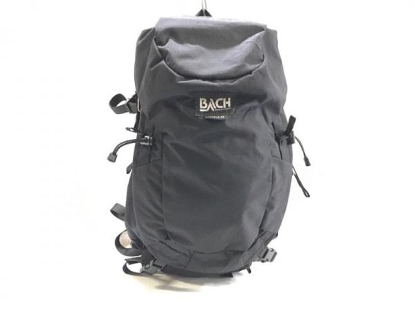 BACH(バッハ) リュックサック 黒 SHIELD22 ナイロン