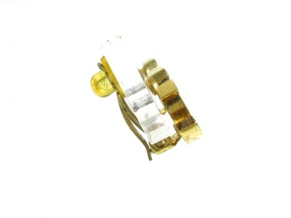 CHANEL(シャネル) イヤリング美品  金属素材 ゴールド ココマーク