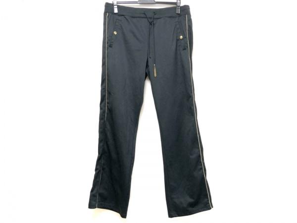 DRESS CAMP(ドレスキャンプ) パンツ サイズL メンズ 黒×ゴールド ラメ