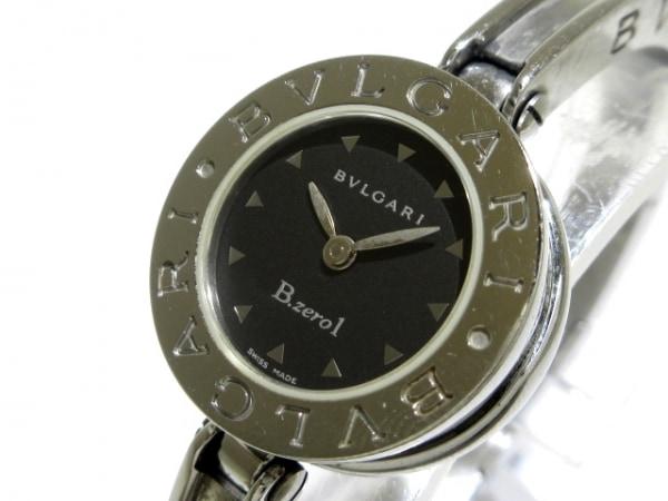 huge selection of ef8ff 334d0 BVLGARI(ブルガリ) 腕時計 B-zero1 BZ22S レディース 黒