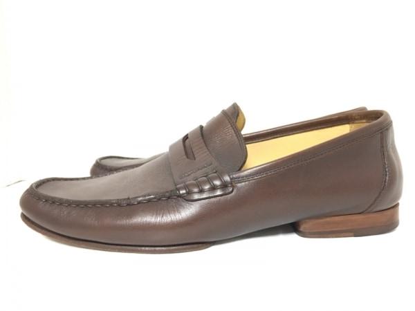 BRUNOMAGLI(ブルーノマリ) 靴 8 メンズ ダークブラウン レザー