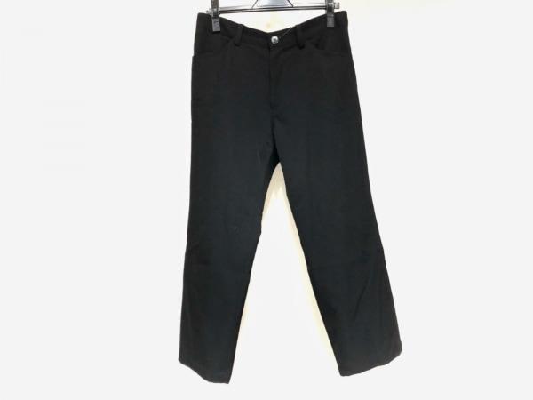 yohjiyamamoto(ヨウジヤマモト) パンツ サイズ2 M レディース 黒