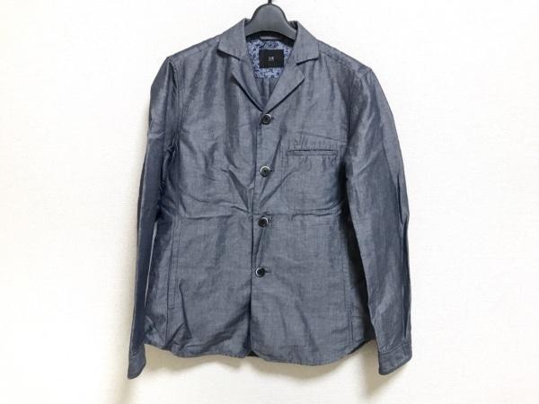 23区 HOMME(ニジュウサンク オム) ジャケット サイズ46 XL メンズ美品  ブルー