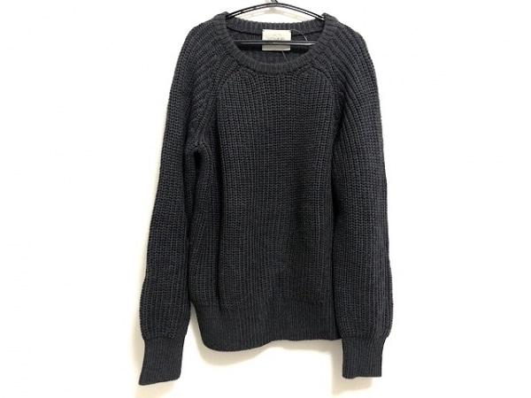 VONDEL(フォンデル) 長袖セーター サイズS レディース ダークグレー