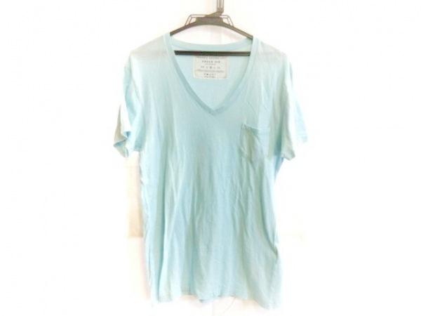 Ron Herman(ロンハーマン) 半袖Tシャツ サイズM メンズ ライトブルー
