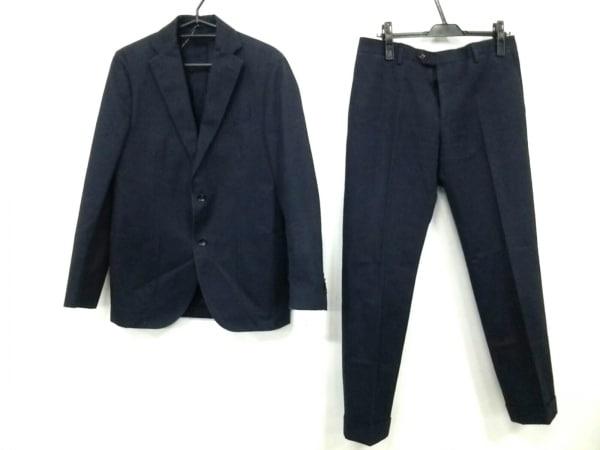 lardini(ラルディーニ) シングルスーツ サイズ46 XL メンズ ネイビー