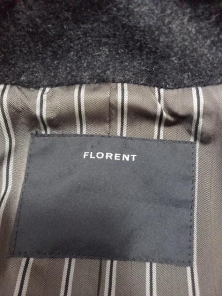 FLORENT(フローレント) コート レディース美品  ダークグレー 冬物