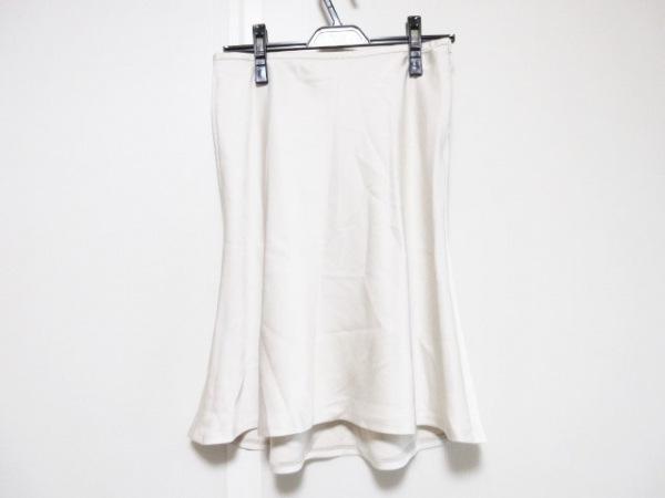 DEUXIEME CLASSE(ドゥーズィエム) スカート サイズ38 M レディース アイボリー