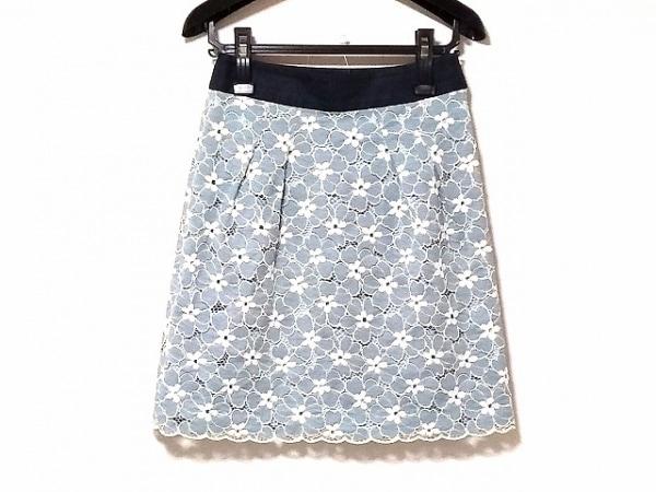JUSGLITTY(ジャスグリッティー) スカート サイズ1 S レディース美品  フラワー