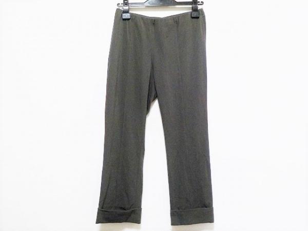 PLAIN PEOPLE(プレインピープル) パンツ サイズ3 L レディース美品  ダークブラウン