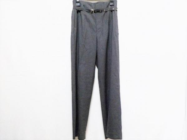 PLAIN PEOPLE(プレインピープル) パンツ サイズ4 XL レディース美品  グレー