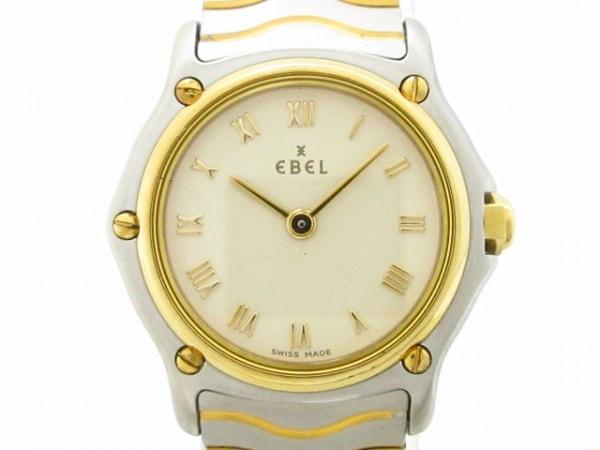 EBEL(エベル) 腕時計美品  18204483 レディース アイボリー