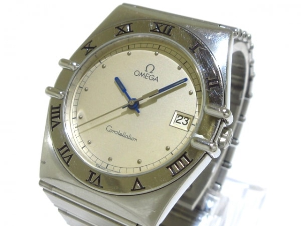 OMEGA(オメガ) 腕時計 コンステレーション - メンズ シルバー