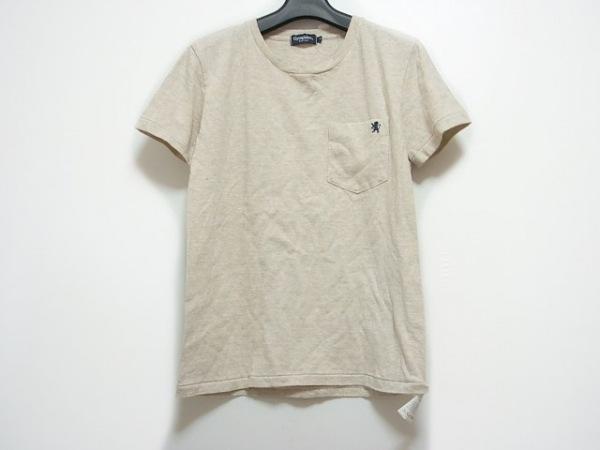 Gymphlex(ジムフレックス) 半袖Tシャツ サイズ12 L レディース ライトグレー