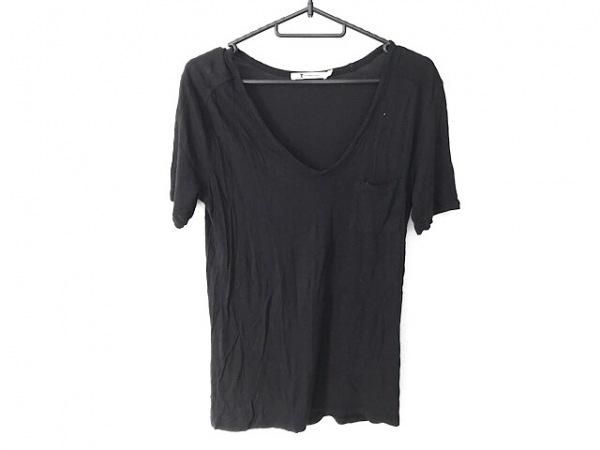 アレキサンダーワン 半袖カットソー サイズ S S レディース美品  黒