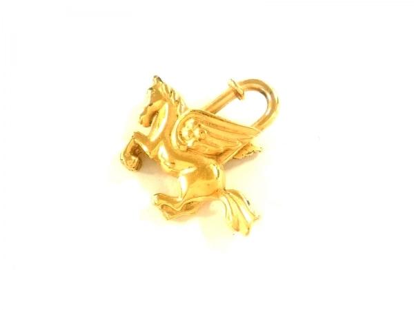 HERMES(エルメス) 小物 - ゴールド カデナ/ペガサス 金属素材