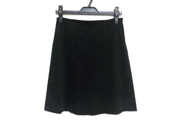 ブラックレーベルポールスミス スカート サイズ40 M レディース美品  黒