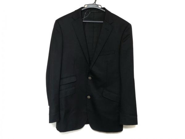バーバリーブラックレーベル ジャケット サイズM メンズ美品  黒