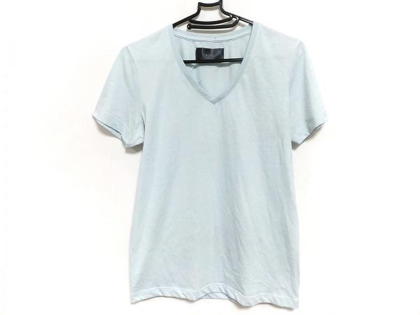 WJK(ダブルジェイケイ) 半袖Tシャツ サイズM メンズ ライトブルー