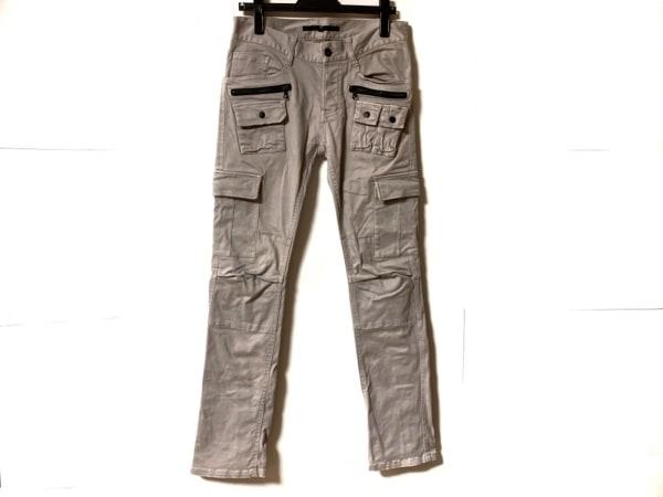 NOID(ノーアイディー) パンツ サイズ2 M メンズ美品  ライトグレー