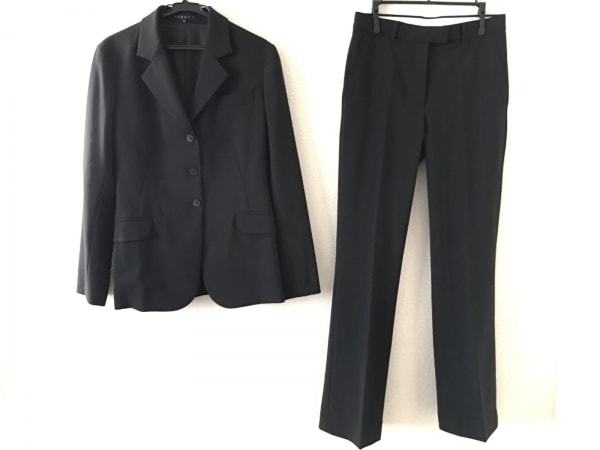 theory(セオリー) レディースパンツスーツ サイズ2 S レディース美品  黒
