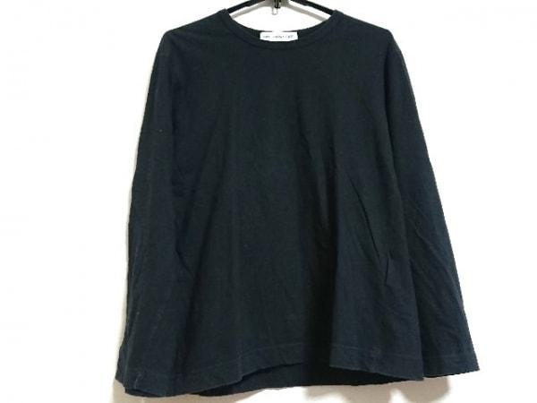 COMMEdesGARCONS SHIRT(コムデギャルソンシャツ) 長袖Tシャツ サイズM メンズ 黒