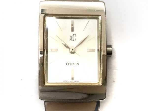 CITIZEN(シチズン) 腕時計 XC 5931-H12522 レディース 白