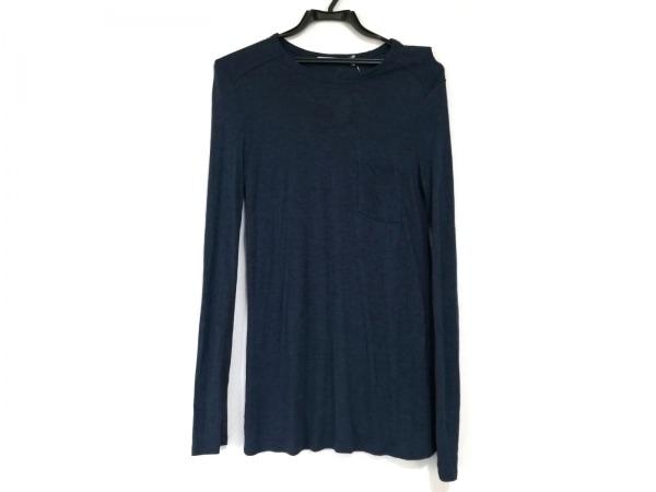 アレキサンダーワン 長袖セーター サイズXS メンズ美品  ダークネイビー 薄手