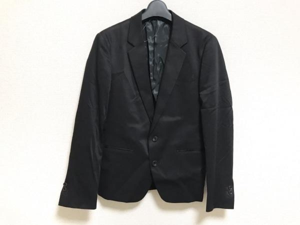 SHIPS JET BLUE(シップスジェットブルー) ジャケット サイズS メンズ美品  黒 薄手