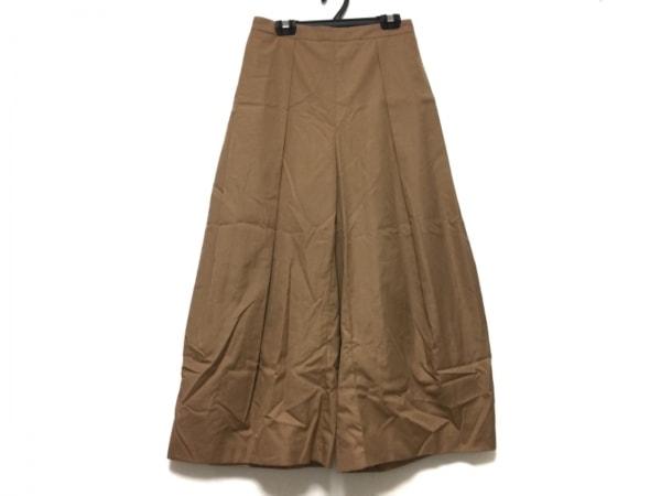 N゜21(ヌメロ ヴェントゥーノ) パンツ サイズ40 M レディース ブラウン