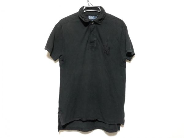 POLObyRalphLauren(ポロラルフローレン) 半袖カットソー サイズL メンズ 黒